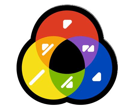 Icones couleurs